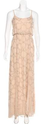 Needle & Thread Beaded Maxi Dress
