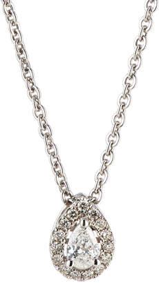 Neiman Marcus 14k White Gold Round Diamond Solitaire Pendant Necklace 31tUBvFwJm