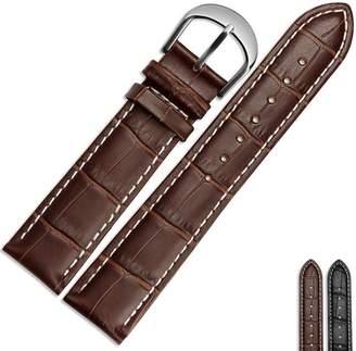 Panerai NESUN Calfskin Leather Watch Band Suitable For Women's Watchmm