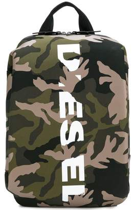 Diesel F-SUBCAMOU BACK backpack