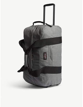 Eastpak Sunday Grey Container 65 Two Wheel Duffle Bag