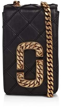 Marc Jacobs Hotshot Small Leather Shoulder Bag