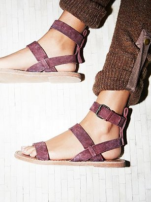 Crossfire Sandal by Faryl Robin at Free People $158 thestylecure.com