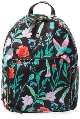 Kate Spade Watson Lane Hartley Floral Backpack