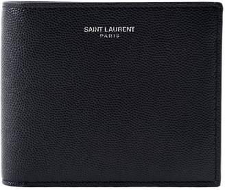 Saint Laurent Wallet Grain D.p.
