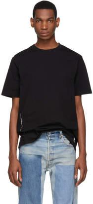 Moncler Genius 7 Fragment Hiroshi Fujiwara Black Logo T-Shirt