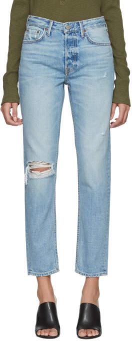 Blue Klara Jeans