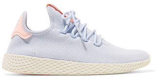 adidas Pharrell Williams Tennis Hu Primeknit Sneakers - Sky blue