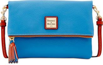 Dooney & Bourke Foldover Zip Small Crossbody