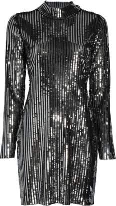 Tanya Taylor Striped Penelope Knit Dress