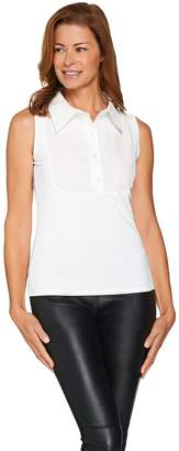 Kathleen Kirkwood Dictrac-Ease Point Collar Camisole
