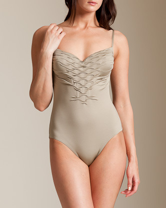 La Perla Bay Lounge Molded Swimsuit