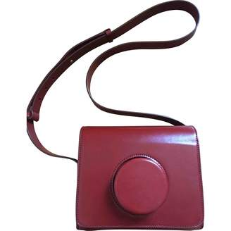 Lemaire Leather Crossbody Bag