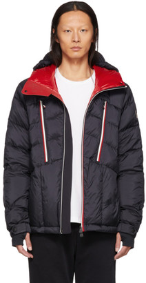 Moncler Black Down Arnsee Jacket