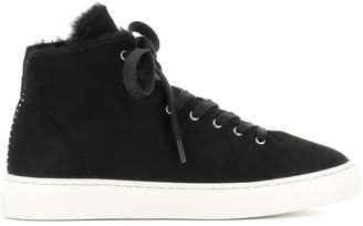 Officine Creative High Sneakers leggera/102