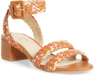 Seychelles Braided Ankle Strap Sandal