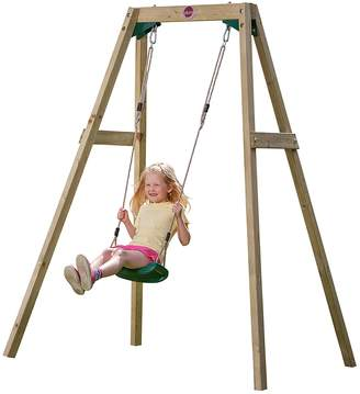 Plum Single Swing Set