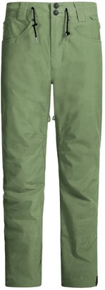 DC Shoes Relay Snow Pants - Waterproof, Insulated (For Men) $99.99 thestylecure.com