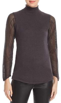 Nic+Zoe Night Shift Knit Top