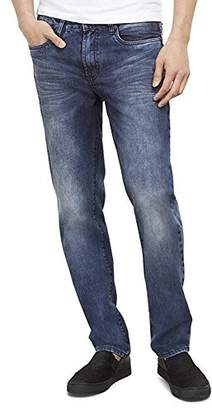 Kenneth Cole New York Straight Stretch Jeans (, 34x34) (36x32, )