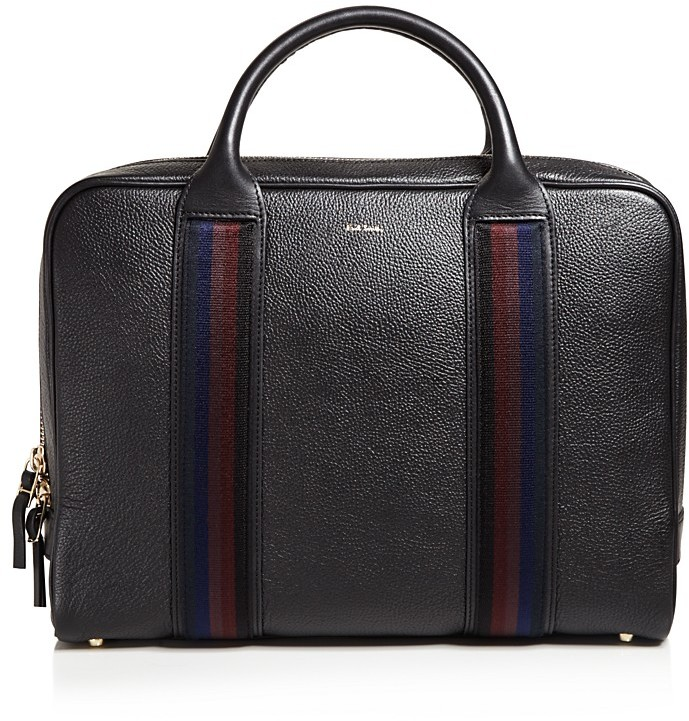 Paul Smith Paul Smith City Webbing Slim Briefcase