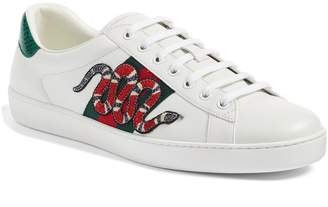 Gucci 'New Ace' Sneaker