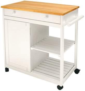 Catskill Craft Preston Hollow Kitchen Cart