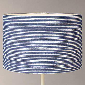 John lewis lamp shades shopstyle uk at john lewis john lewis coastal cleystripe lampshade aloadofball Gallery