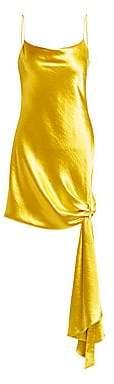 Cinq à Sept Women's Ryder Satin Mini Dress