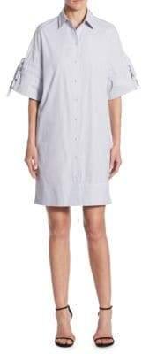 Victoria Beckham Victoria, Button-Down Shirt Dress