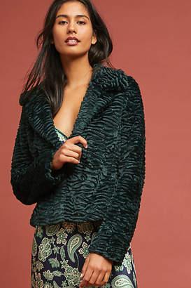 Ruby+Ed Regal Faux Fur Coat
