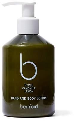 Bamford Rose Hand and Body Lotion 250ml