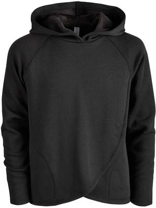 Macy's Ideology Big Girls Tulip-Hem Hoodie, Created for