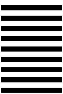 Breakwater Bay Mitchell Hand-Woven Cotton Beige/Black Striped Area Rug