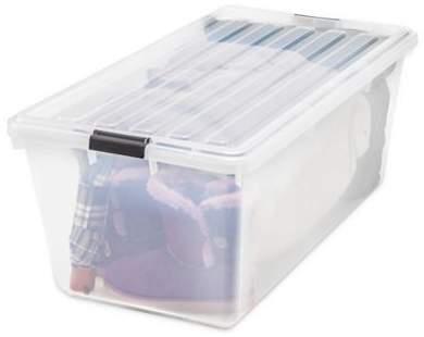 IRIS® 91 qt. Buckle Down Storage Boxes (Set of 4)