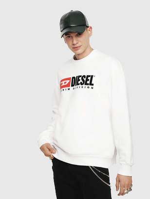 Diesel Sweatshirts 0CATK - White - L