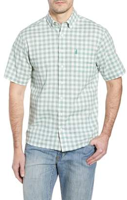 231261a55cc ... johnnie-O Watts Classic Fit Gingham Sport Shirt