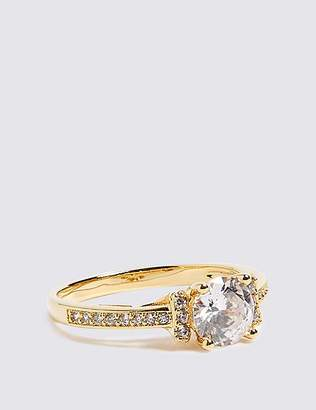 Marks and Spencer Round Stone Ring