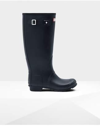 Hunter Womens Original Tall Wide Leg Rain Boots