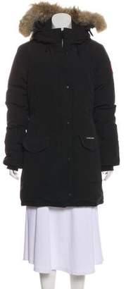 Canada Goose Trillium Fur-Hood Parka Jacket