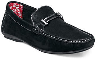Stacy Adams Percy Braided Strap Loafers