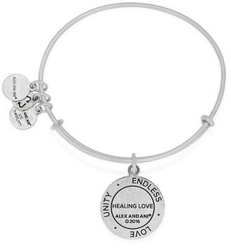 Alex and Ani Healing Love Expandable Bracelet