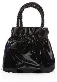 Staud Grace Patent Leather Pouch