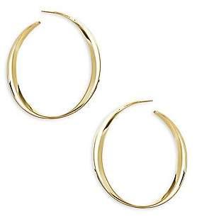 d16028bb5 Lana 15-Year Anniversary Double Cross Hoop Earrings/1.5