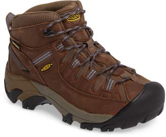 Keen Targhee II Mid Waterproof Hiking Boot