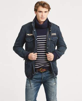 Ralph Lauren Denim Field Jacket