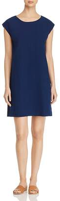 Eileen Fisher Boat Neck Shift Dress - 100% Exclusive