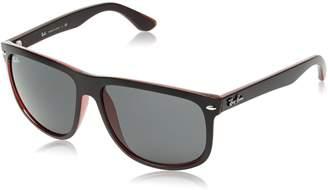 Ray-Ban Men's 0RB4147 Square Sunglasses