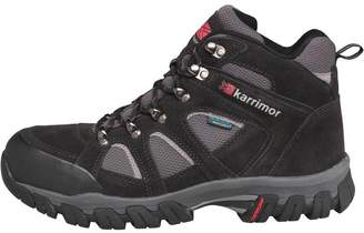Karrimor Mens Bodmin Mid IV Weathertite Hiking Boots Black Sea