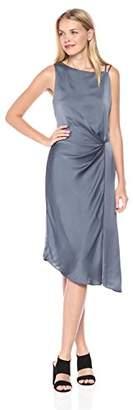 Nic+Zoe Women's Side Ruched Dress